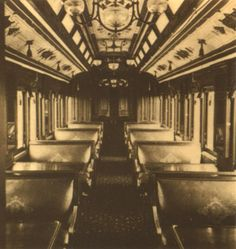 Pullman Palace Smoking Car