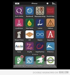 Harry's iPhone