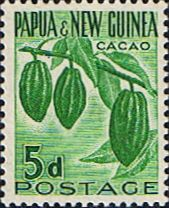 Papua New Guinea 1958 Agriculture SG 19 Fine Mint Scott 141 Other Papua New Guinea Stamps HERE