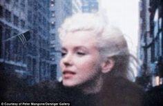 Marilyn Monroe in NYC