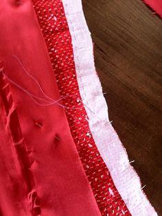 Ricama Fabrics: Chanel Inspired Jacket - Day 2