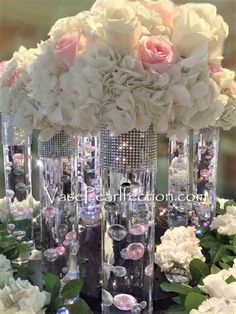 4 Packs Sale Floating No Hole Silver Pearls - Jumbo/Assorted Sizes Vase Decorations Water Centerpieces, Sweet 16 Centerpieces, Silver Centerpiece, Centerpiece Decorations, Vases Decor, Wedding Centerpieces, Wedding Decorations, Crystal Centerpieces, Quinceanera Decorations