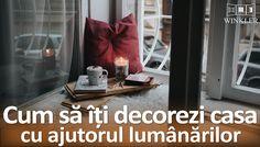 De Sărbători, decorează-ți casa cu ajutorul lumânărilor. Află cum! #winkler #mobilalacomanda #mobiladormitor #mobiliermures #mobilamures