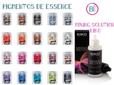 Beautylistas: Pigmentos de Essence