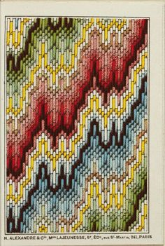 Are You Sure This Is the Florentine Embroidery? Part one, фото № 12 Bargello Quilt Patterns, Bargello Needlepoint, Bargello Quilts, Needlepoint Stitches, Needlework, Needlepoint Patterns, Cross Stitch Patterns, Crewel Embroidery, Embroidery Patterns