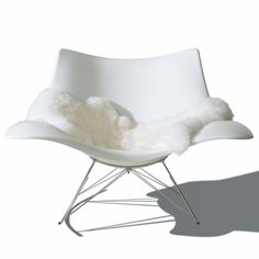 Stingray Rocking Chair - Lounge Chairs