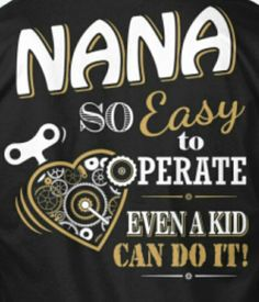 Nana So true! ole softy for grands on down cauz covelles and danielles already comprehend myfemmeownself loves myfemmeownselfs' famil blood more than any. Sign Quotes, Qoutes, Funny Quotes, Quotes About Grandchildren, Grandma Quotes, Mom Quotes, Grandma And Grandpa, Mothers Love, My Sunshine