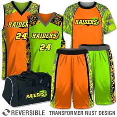 2078ba7e3 Design your own reversible basketball uniform and shooting shirt on our uniform  builder today.