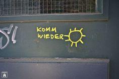 Sonne...Zettelwirtschaft Hamburg