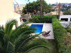 Uthyres: Lägenhet med flera terrasser i Bonanova #mallorca #lägenhet #bonanova #bostad #mäklare
