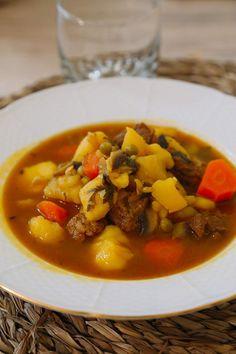 Carne Asada, Pot Roast, Pork, Ethnic Recipes, Sweet, Gastronomia, Carne Asada Fries, Snap Peas, Cooking
