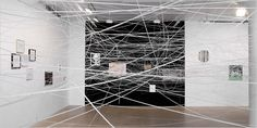 this reminds me of my string installations.