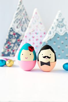 DIY Project  Mr & Mrs Egg