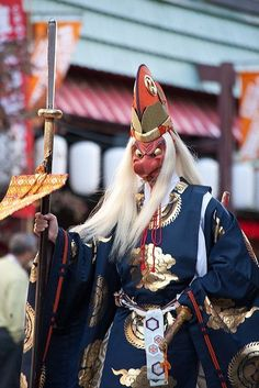 Everything you need to know about Japan Geisha, Folklore Japonais, Matsuri Festival, All About Japan, Japanese Festival, Japanese Mask, Japanese Folklore, Traditional Fashion, Japanese Outfits