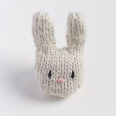 oh my a bunny broach.