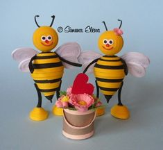 bee api quilling bee api quilling api bee quillingBUMBLE BEE Painted and DiBee Earring, Bee Jewelry, Quilling Butterfly, Paper Quilling Flowers, Paper Quilling Cards, Paper Quilling Patterns, Quilled Roses, Quilling Dolls, Neli Quilling, Quilling Paper Craft, Quilling Comb