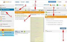 Cómo exportar los contactos de Emailbrain e importarlos en Mailrelay