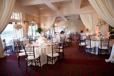 Cream and Blush Ballroom Reception Decor | photography by http://jessicalewisphoto.com/