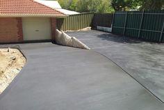 Concrete Driveways Adelaide   Adelaide Concrete Specialists