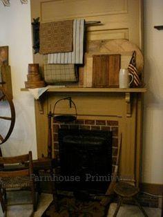 Farmhouse Primitives BLOG
