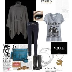 """""""'Winter Wandering'"""" by fibi-drew-smith on Polyvore"""
