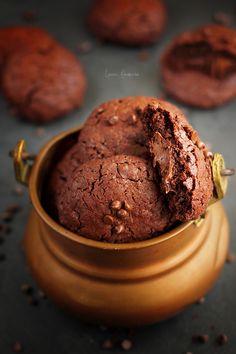 Sectiune biscuiti de ciocolata pentru Craciun
