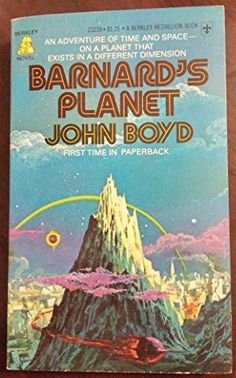 Barnard's Planet -- John Boyd