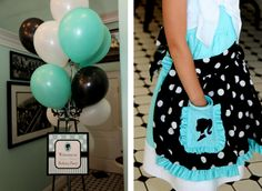 The Party Wagon - Blog - (TURQUOISE) BARBIE PARTY