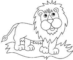 Dibujos para Colorear. Dibujos para Pintar. Dibujos para imprimir y colorear online. Animales 5