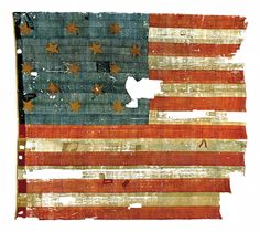 The original War of 1812 Star-Spangled Banner, the flag that inspired Francis Scott Key to write the song that would become our national anthem. Smithsonian's National Museum of American History in Washington Star Spangled Banner, Rosa Parks, American History, American Flag, American Pride, American Symbols, American Spirit, American Country, Early American