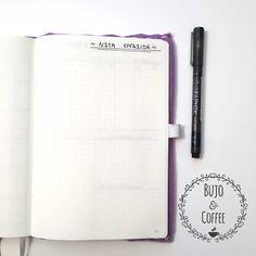 Bullet Journaling @ BujonCoffee.com Bujo, Journaling, Greek, Notebook, Bullet Journal, Caro Diario, The Notebook, Greece, Exercise Book