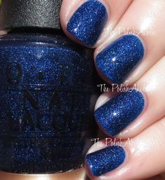 Give Me Space (OPI Holiday 2015 Starlight Collection)
