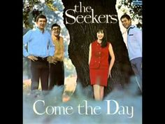 Today 1-23 in 1967 the hit song from The Seekers was playing a TON on our radios -- here's that song -- Georgy Girl