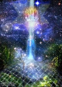 About Celestial Resonance Living Light Language