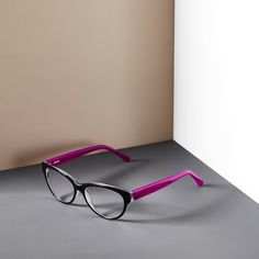 4de905fd29f Lucy is a fun and flirty cateye frame that s great for fans of retro  fashion.