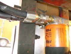 Transmission Cooler and Filter System | TruckingTools.com