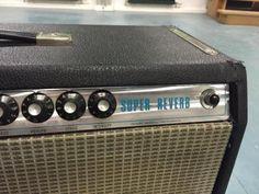Fender SUPER REVERB, 1974, AlNiCo Speaker, Gitarren Verstärker in Kr. München - Taufkirchen | Musikinstrumente und Zubehör gebraucht kaufen | eBay Kleinanzeigen