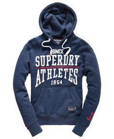 Superdry Sudadera con capucha New Athletes