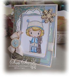 Cc designs christmas card