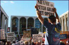 "Protesting the Met's ""Death of Klinghoffer"""