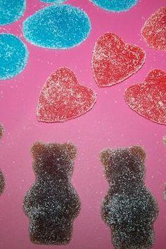 recette Mes bonbons !!!!!