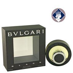 Bvlgari Black 75ml Eau De Toilette Spray Unisex EDT Fragrance for Women and Men