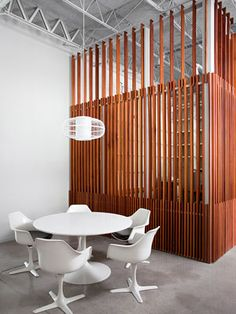701 South Lamar - interesting wood screen Hsu Office of Architecture