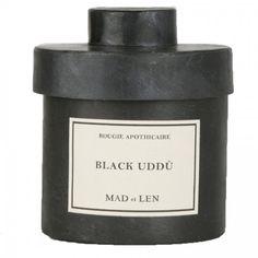 Mad et Len - Duftkerze Black Uddu
