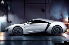 O carro mais caro do mundo