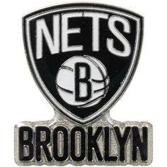 Brooklyn Nets Team Logo Pin