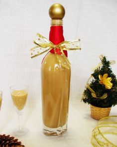 Baileys, Hot Sauce Bottles, Decor, Decoration, Decorating, Deco