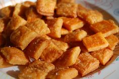 My dad's birthday was a few weeks ago and in addition to the french burnt peanuts I made for him, I also made some homemade cheez-its. Cheez-its are his all time favorite snack. I mean who can resist a cheez-it, really? They are the perfect cracker; except that it is completely conceivable for an otherwise...Read More