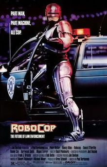 RoboCop is a 1987 American science fiction action film directed by Paul Verhoeven and written by Edward Neumeier and Michael Miner. The film...