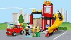 10671 Fire Emergency - Products - Juniors LEGO.com